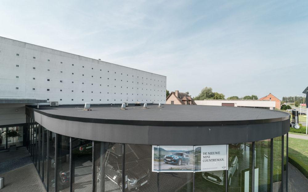Dakwerken Dieltjens Schriek | Plat dak