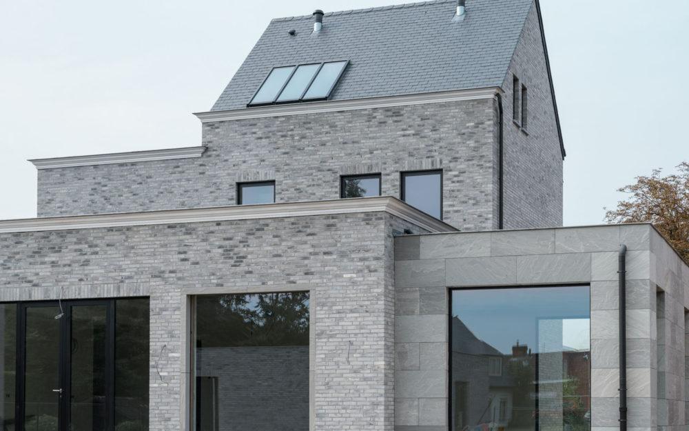 Dakwerken Dieltjens Schriek | Combinatie hellend en plat dak
