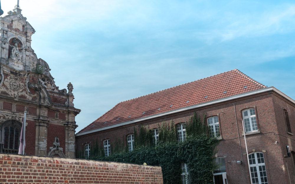 Dakwerken Dieltjens Schriek | Hellend dak renovatie historisch gebouw
