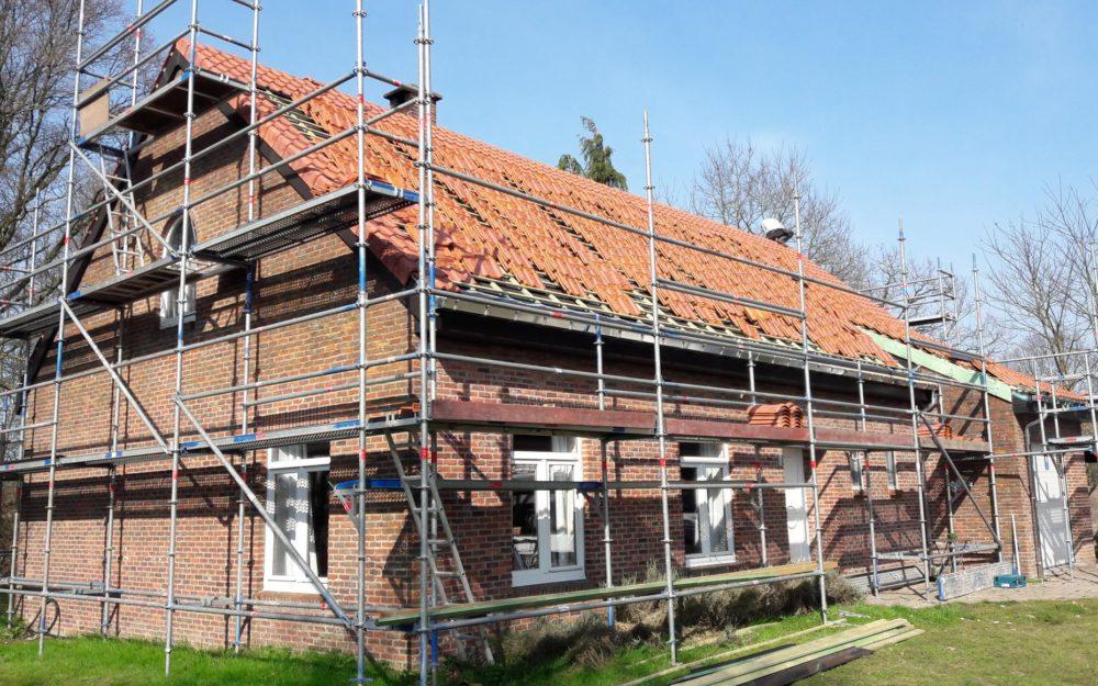 Dakwerken Dieltjens Schriek | Renovatie oud gebouw